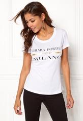 Chiara Forthi Chiara Tee White