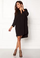 Chiara Forthi Everett Shirt Dress Black