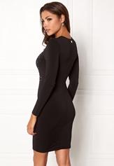 Chiara Forthi Montella dress Black / Silver