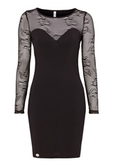 Chiara Forthi Noelle Dress Black