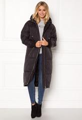 Happy Holly Paulina jacket Black Bubbleroom.dk
