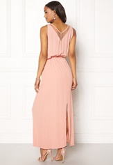 OBJECT Josephine s/l Maxi Dress Misty Rose
