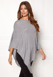 Pieces Rikki Wool Poncho Noos