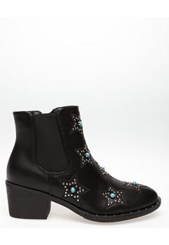 Have2have Boots, Judith Sort Bubbleroom.dk