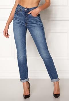 LEVI'S 501 Skinny Jeans 0057 Chill Pill Bubbleroom.dk