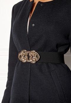 Pieces Agga Waist Belt Black Bubbleroom.dk