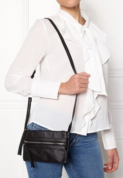 Pieces Amber Cross Body Black Bubbleroom.dk