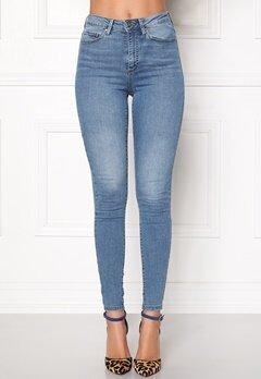 VERO MODA Sophia HW Skinny Jeans Light Blue Denim Bubbleroom.dk