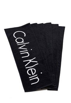 Calvin Klein Towel 001 Black Bubbleroom.dk