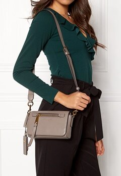 Marc Jacobs Recruit Crossbody Bag Mink Bubbleroom.dk