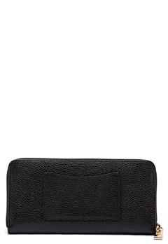 Michael Michael Kors Pocket Zip Around Wallet 001 Black Bubbleroom.dk