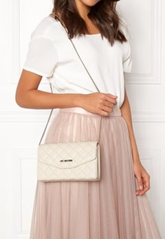 Love Moschino Small Bag 110 Ivory Bubbleroom.dk