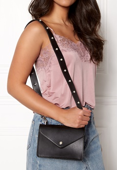 Pieces Dolla Cross Body Black Bubbleroom.dk