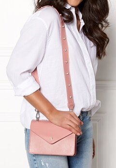 Pieces Dolla Cross Body Pink Bubbleroom.dk