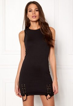 77thFLEA Ada Dress Black Bubbleroom.dk
