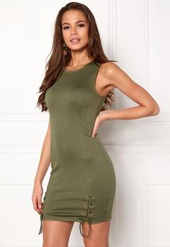 77thFLEA Ada Dress Green Bubbleroom.dk