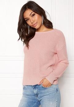 77thFLEA Damaris Sweater Dusty pink Bubbleroom.dk