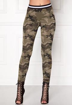 77thFLEA Leonore camo leggings Camouflage Bubbleroom.dk