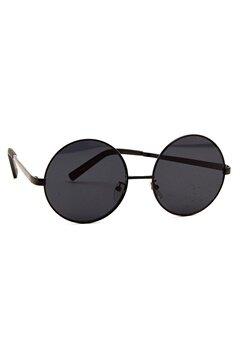 77thFLEA Roundie sunglasses Black Bubbleroom.dk