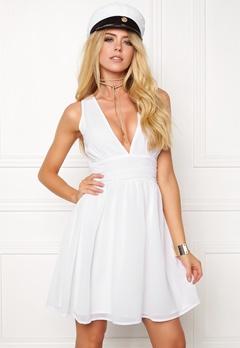 77thFLEA Santorini dress White Bubbleroom.dk
