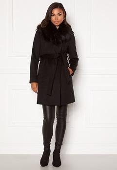 ROCKANDBLUE Abriana Jacket 89989 Black/Black Bubbleroom.dk
