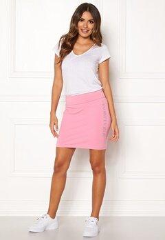 Acqua Limone Donna Skirt Hot Pink Bubbleroom.dk