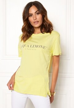 Acqua Limone T-shirt Classic Lemon Bubbleroom.dk