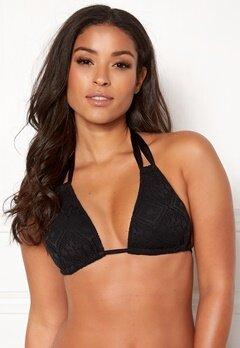 Dorina Aruba Triangle Bikini Top Black Bubbleroom.dk