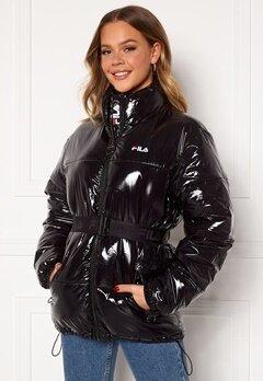 FILA Avventura Puffed Jacket 002 Black Bubbleroom.dk