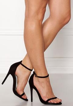 AX Paris Barely Heels Shoes Black Bubbleroom.dk