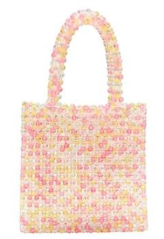 Becksøndergaard Bead Bag Pink Bubbleroom.dk