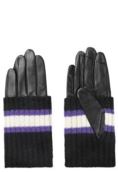 Becksöndergaard Glitsa Glove Purple Bubbleroom.dk
