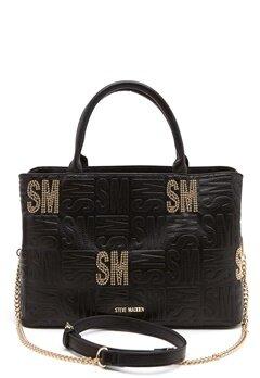 Steve Madden Bella Bag Black/Gold Bubbleroom.dk