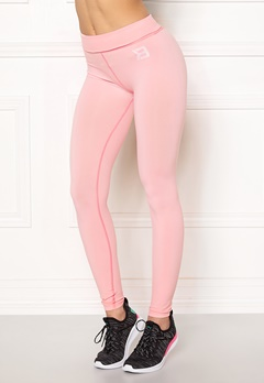 Better Bodies Rockaway Tights Pale Pink Bubbleroom.dk