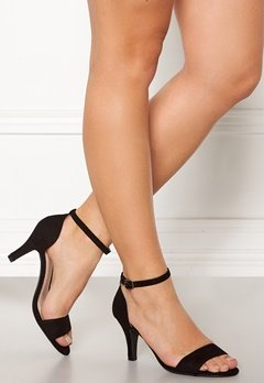 Bianco Adore Basic Sandal 101 Black Bubbleroom.dk