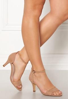 Bianco Adore Basic Sandal 271 Nougat Bubbleroom.dk