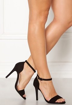 Bianco Aja Basic Sandal 101 Black Bubbleroom.dk