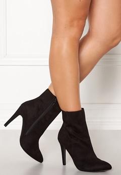Bianco Berina Ankle Boot 101 Black Bubbleroom.dk