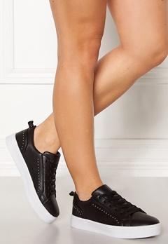 Bianco Birka Studs Sneakers 101 Black Bubbleroom.dk