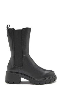 Bianco Darcella Elastic Boot 100 Black bubbleroom.dk