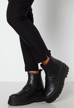 Bianco Dema Short Boot 100 Black bubbleroom.dk
