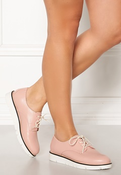 Bianco Laced Up Shoe 46 Rose Bubbleroom.dk