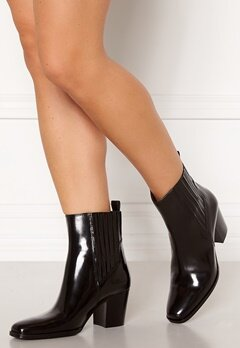 Billi Bi Leather Boots 900 Black Bubbleroom.dk
