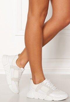 Billi Bi Leather Shoes 793 White Bubbleroom.dk