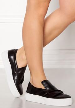 Billi Bi Leather Sneaker Black Bubbleroom.dk