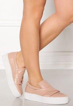 Billi Bi Leather Sneaker Nude Bubbleroom.dk
