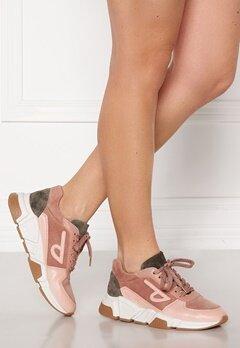 Billi Bi Sneakers Nude/Army comb. 857 Bubbleroom.dk