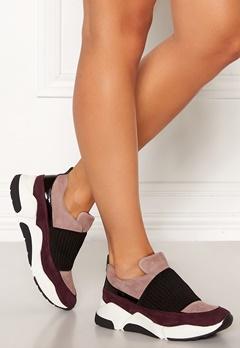 Billi Bi Sporty Sneakers Bordo/Rose Bubbleroom.dk
