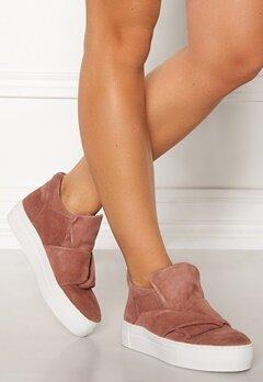Billi Bi Suede Sneakers Pink Bubbleroom.dk