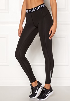 Björn Borg Zip Tights Chrystal Black Beauty Bubbleroom.dk